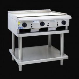 Luus CS-9P-T 900mm Teppanyaki Grill with legs & shelf