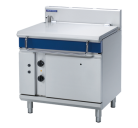 Blue Seal Evolution Series E580-8E - 900mm Electric Tilting Bratt Pan