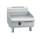 Waldorf 800 Series GPL8600E-B - 600mm Electric Griddle Low Back Version Bench Model