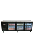Williams HBS3UGDCBB 3 Door Counter Refrigerator
