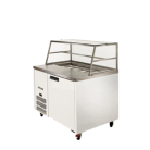 Williams HJ1SCBA Jade Refrigerated Sandwich Preparation Counter