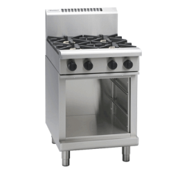 Waldorf 800 Series RN8403G-CB - 600mm Gas Cooktop Cabinet Base