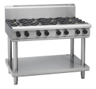 Waldorf 800 Series RNL8809G-LS - 1200mm Gas Cooktop Low Back Version Leg Stand