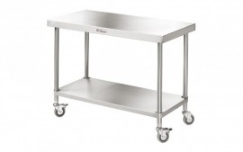 Simply Stainless SS03.7.2100 Mobile Work Bench